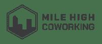 Mile High Coworking Logo